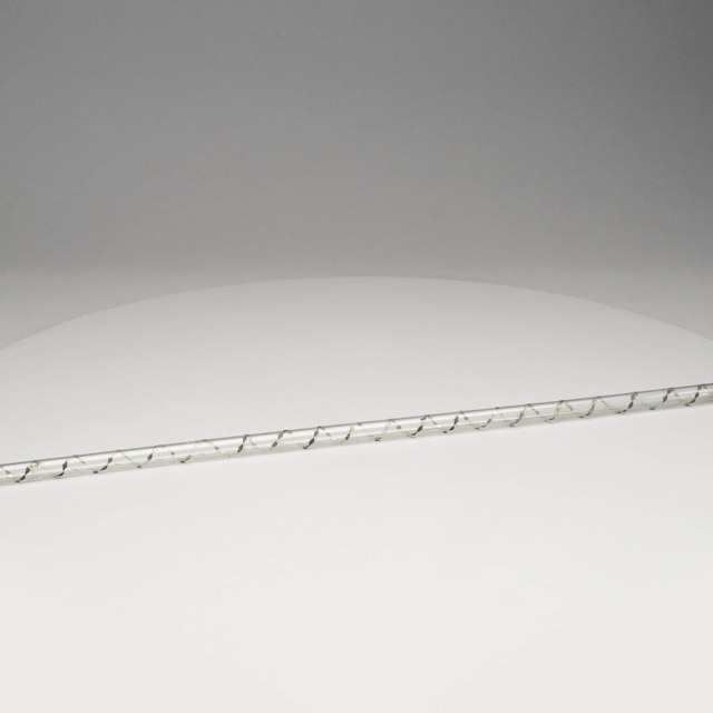 Straight flicker tube