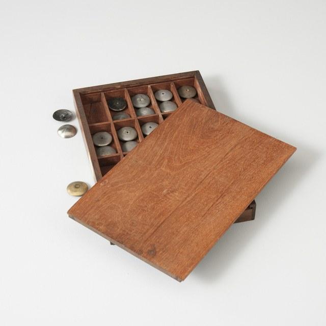 Metal Ingots (30) in box