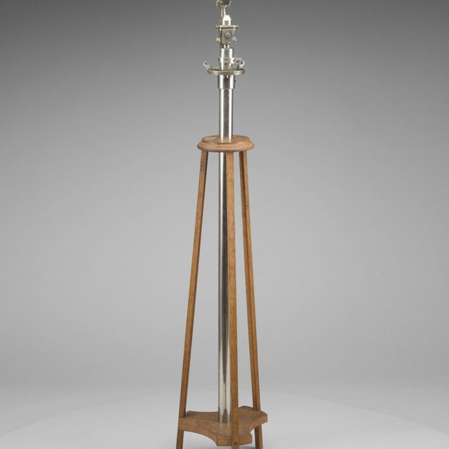 Arc lamp: carbon, after Wedermann