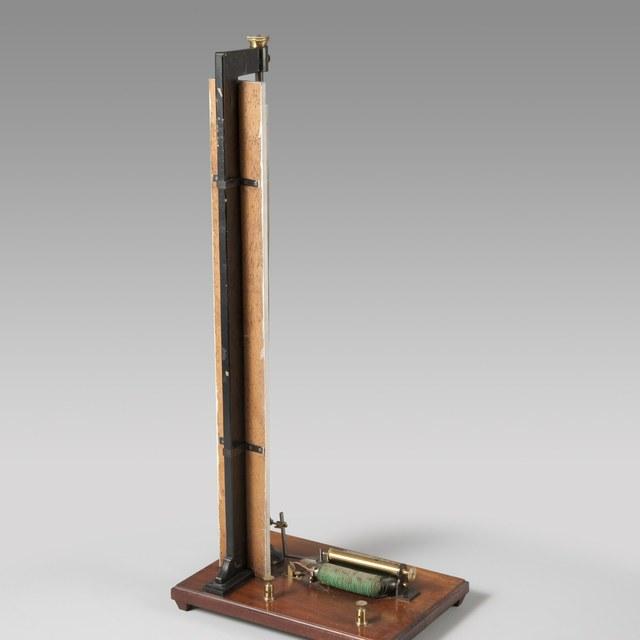 Sonometer, after Heinrich Willem Dove (1851)