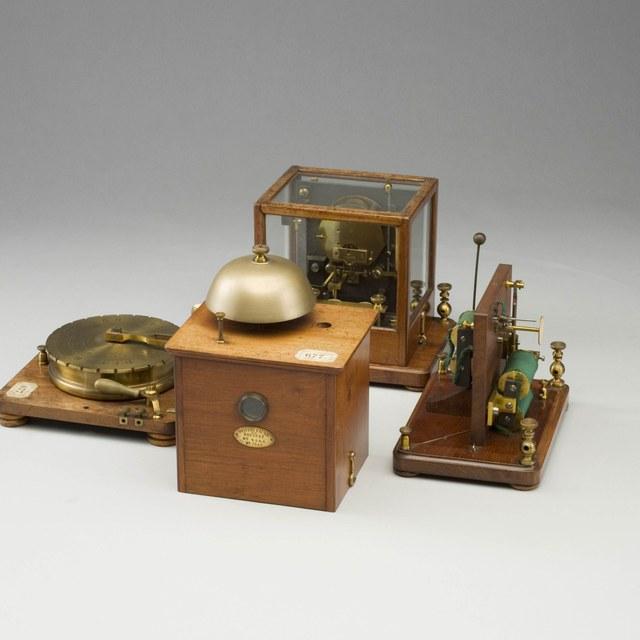 Pointer telegraph, after Wheatstone
