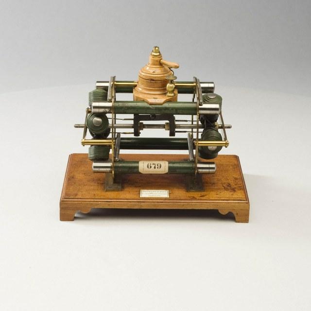 Electro-magnetic motorElektromotor