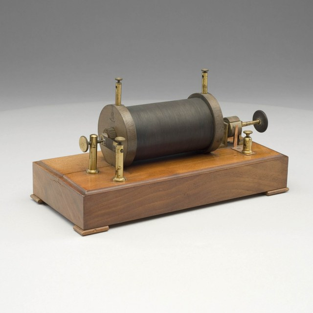Induction coil, Ruhmkorff type