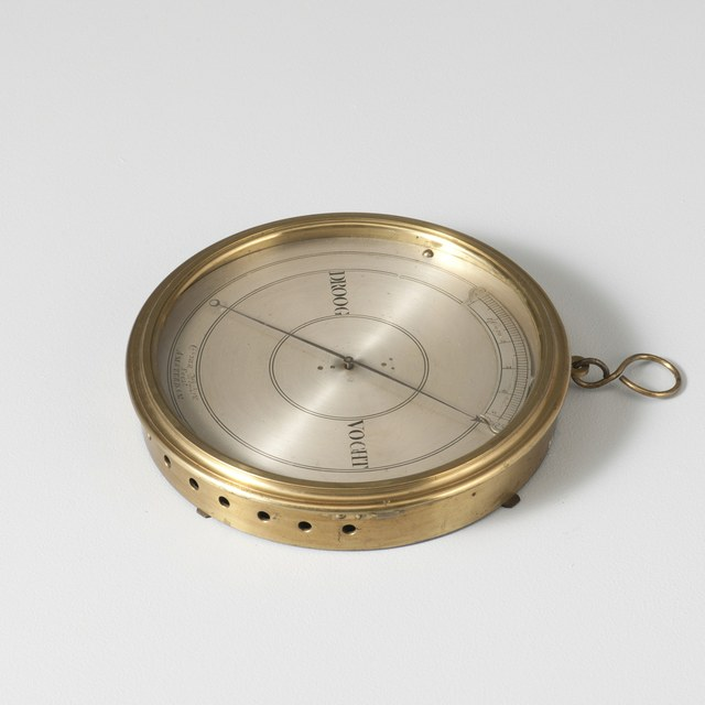 Hygrometer, naar/after John Coventry (1735-1812)