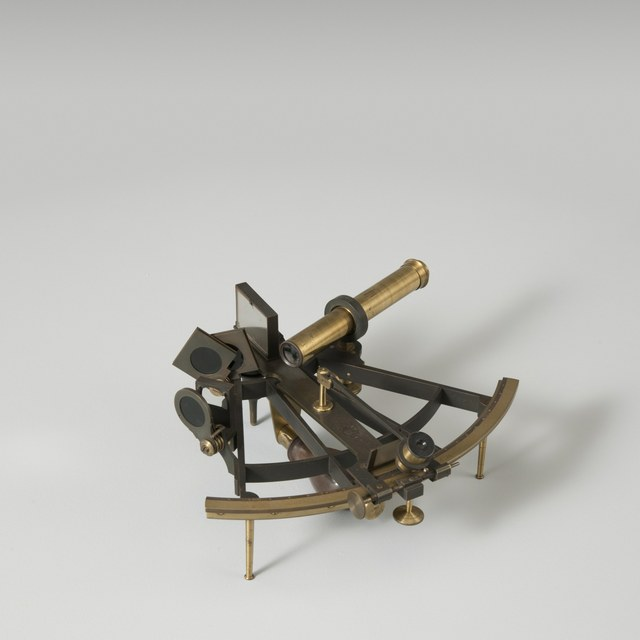 Sextant, after J. Campbell/T. Mayer (c. 1758)