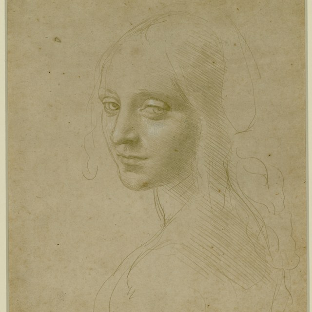 The 'Mona Lisa of drawings' in the Netherlands for the first time