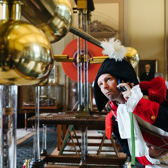 Become Napoleon at Teylers Museum