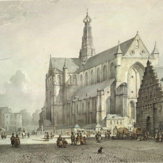 Celebrating 775 years of Haarlem