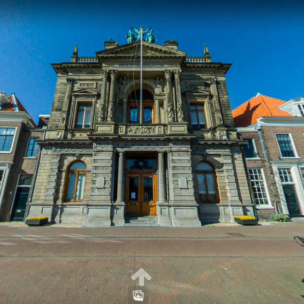 Virtual visit to Teylers Museum
