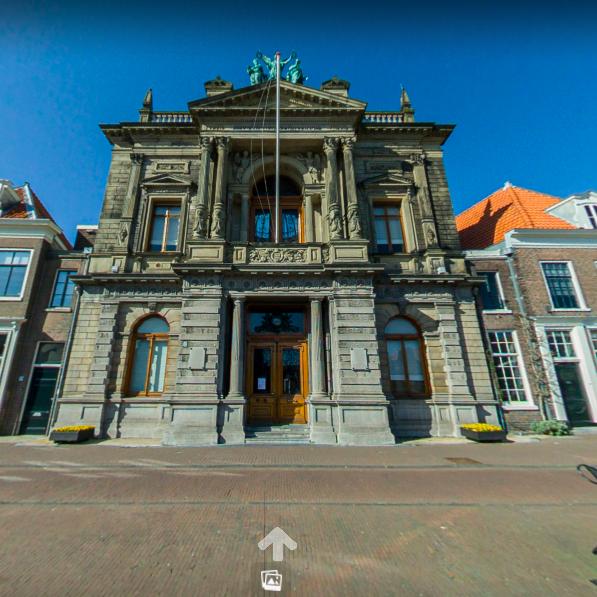 Virtual visit to Teylers Museum