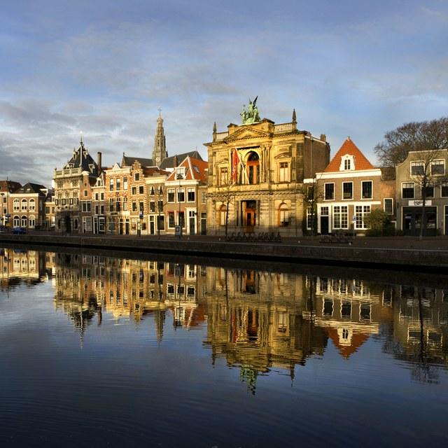Verder in Haarlem