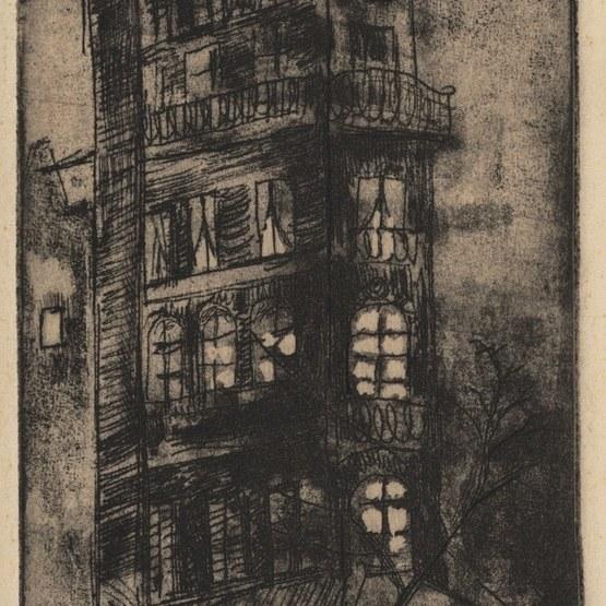 1930: Jeanne Bieruma Oosting