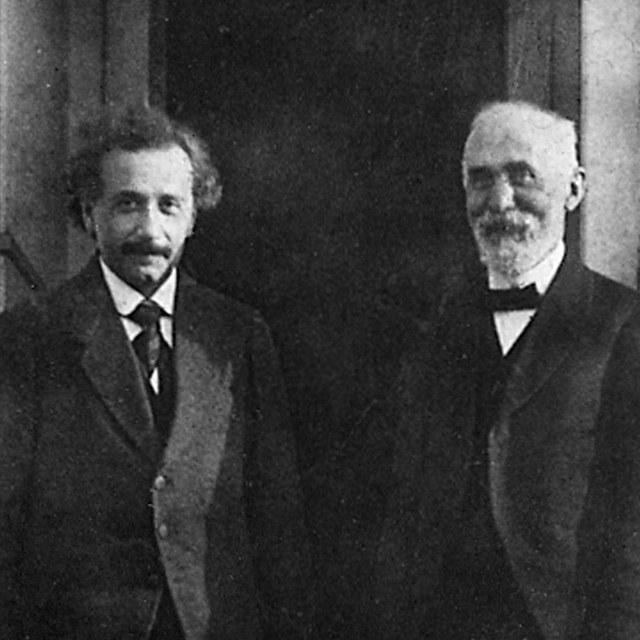 Een echte Einstein