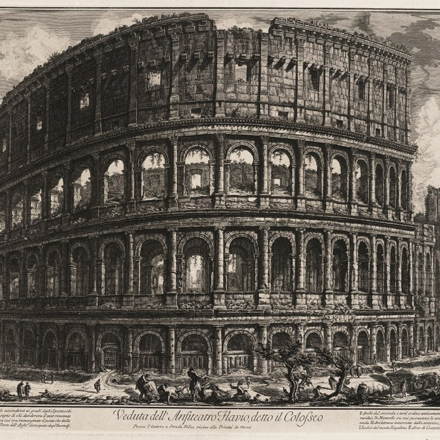 In Rome met Piranesi