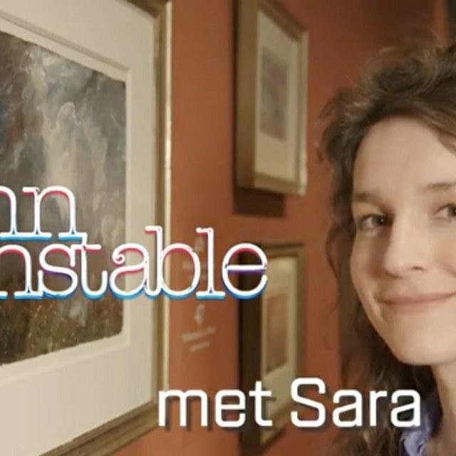 John Constable met....