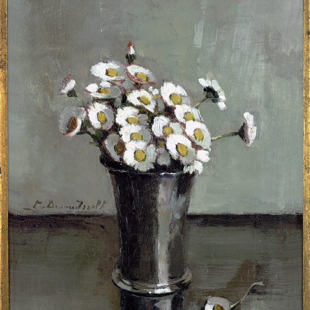 Lucie van Dam van Isselt: een bloemschilderes vol veerkracht