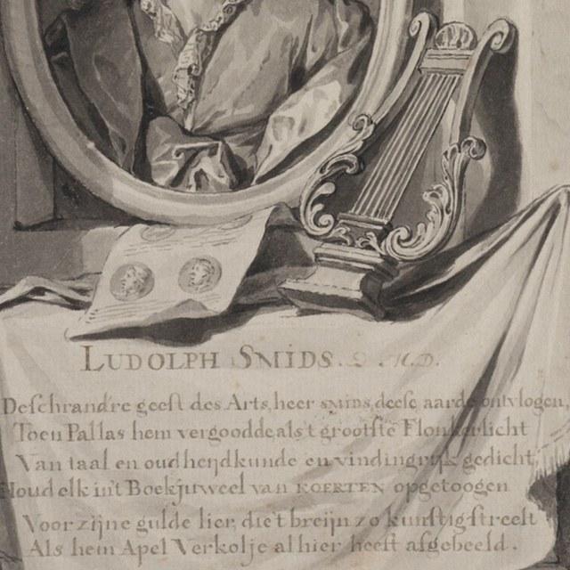 Ludolf Smids als verzamelaar