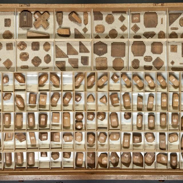 René Just Haüy: 550 juweeltjes van houtsnijkunst