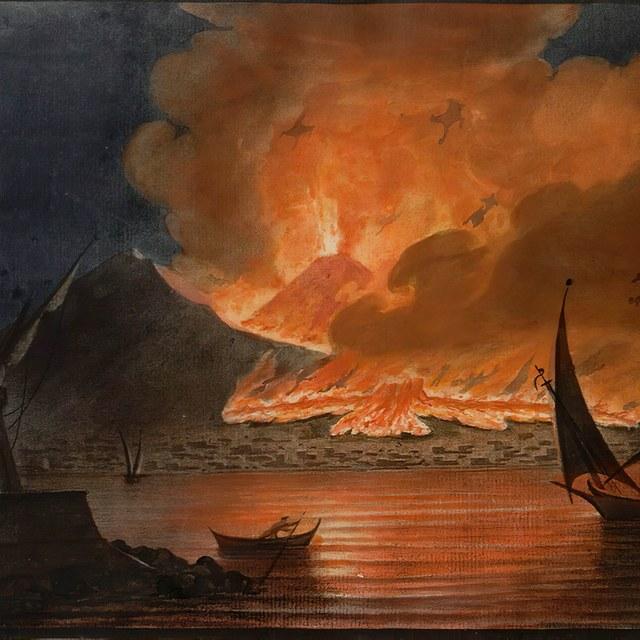 Vulkanen en andere explosieve zaken