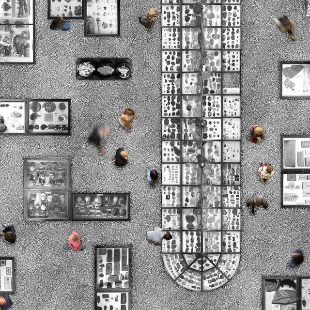 Back Stages, Teylers Museum - Katrin Korfmann