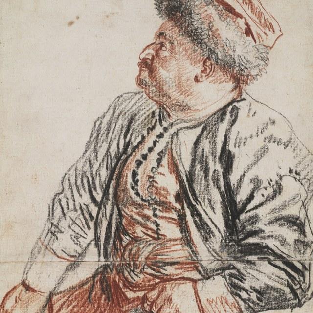 Het beeld van de ander bij Watteau