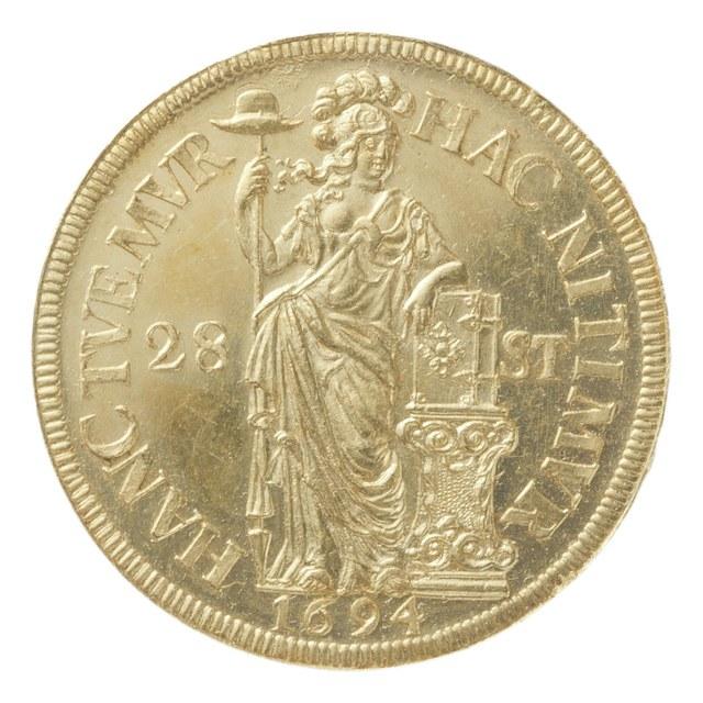 Hollandse muntslag
