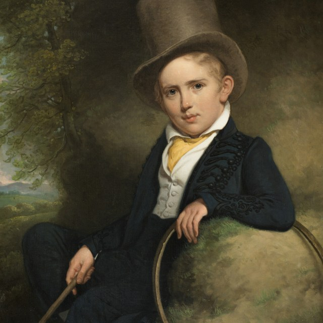 Jong in de 19e eeuw