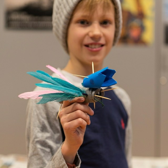 Kunst en Vliegwerk