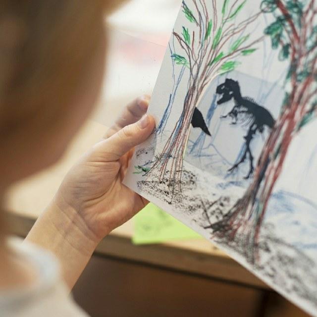 Kunst en Vliegwerk Kinderkunstlijn