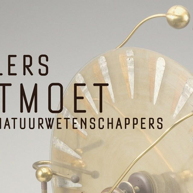 Teylers Ontmoet grote natuurwetenschappers