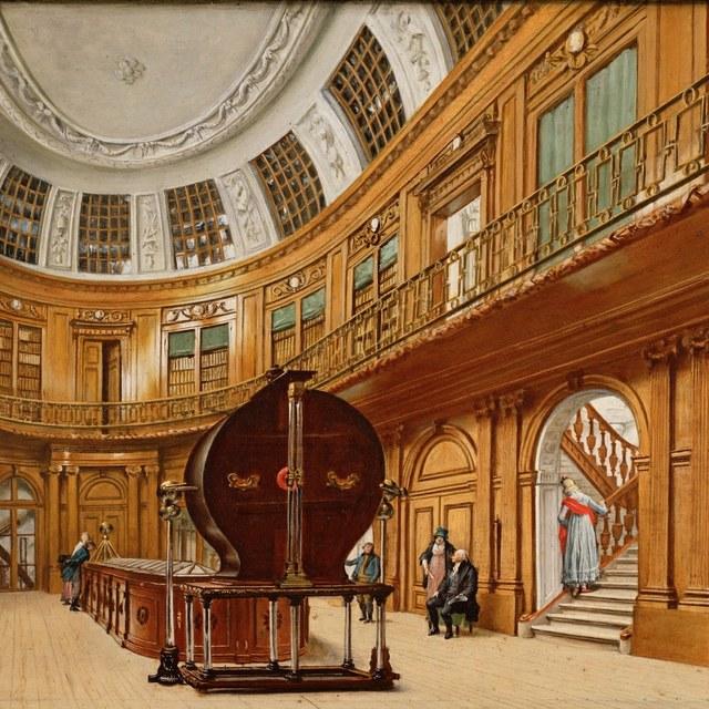 Teylers Ontmoet natuurhistorische collecties
