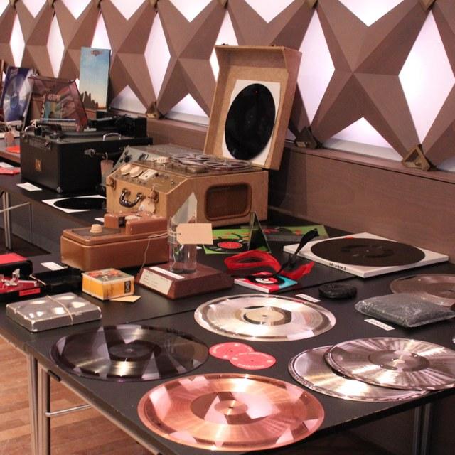Van geluidsgolf tot Vinyl