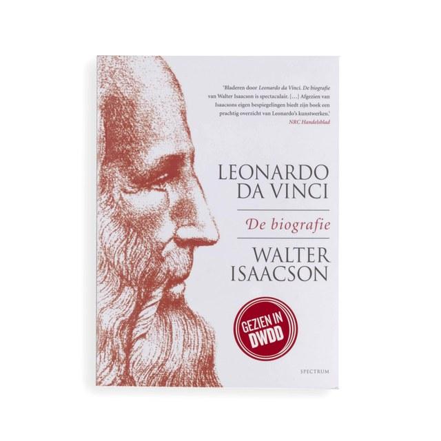 Leonardo da Vinci - de biografie - paperback