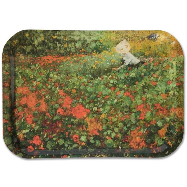 Dienblad De tuin