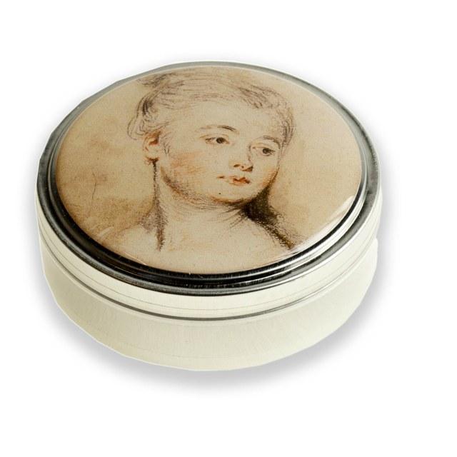 Doosje pepermunt Watteau