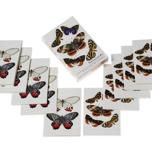 Kaarten met vlinders