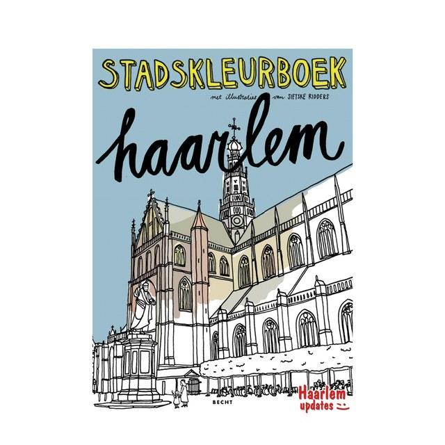 Stadskleurboek Haarlem