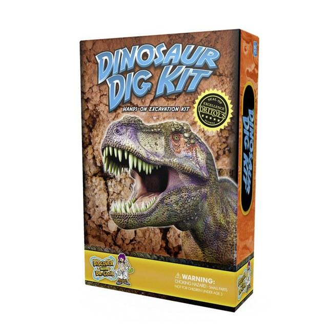 Dinosaurus onderzoekset