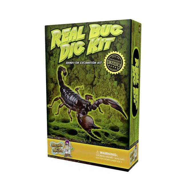 Insecten onderzoekset