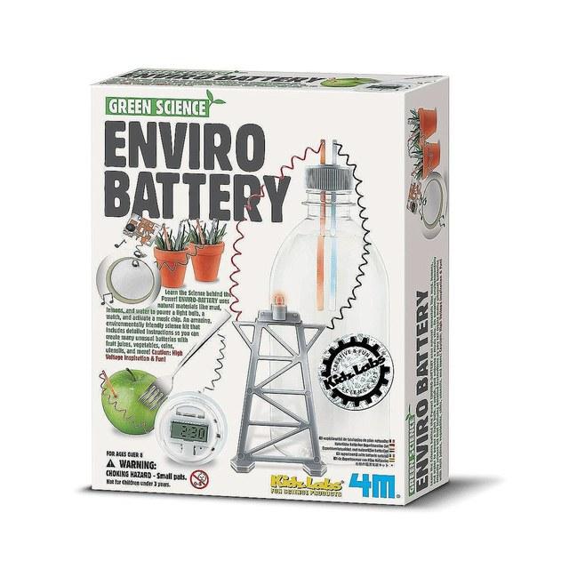 Kidzlab Enviro Battery