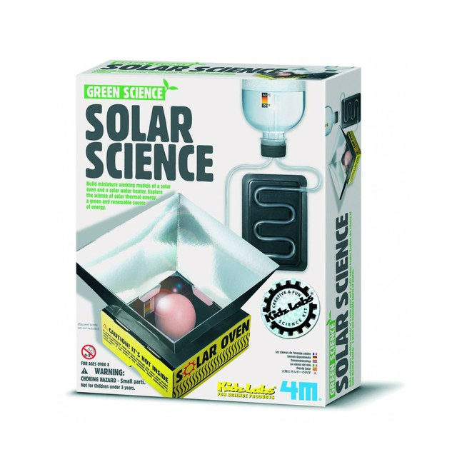 Kidzlab Solar Science