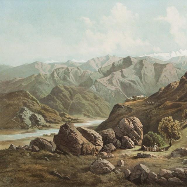 Schlagintweit, Hermann Rudolph Alfred (1826-1882)
