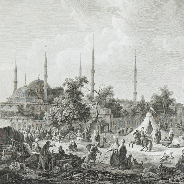 Choiseul-Gouffier, comte de Marie-Gabriel-Auguste-Florent (1752-1817)