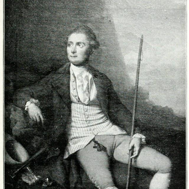 Saussure, Horace Bénédict de