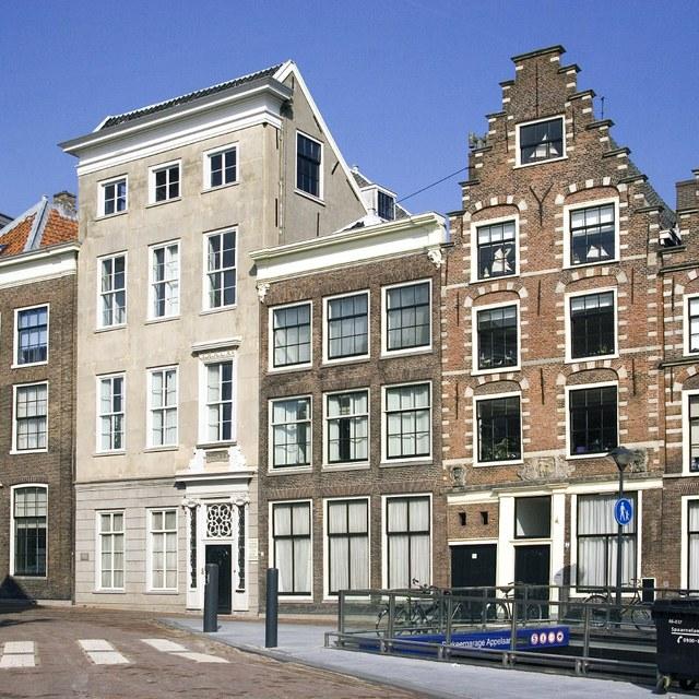 Pieter Teylers Huis en Lorentz Lab