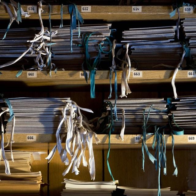 Ensemble van gebouw, collecties en archief