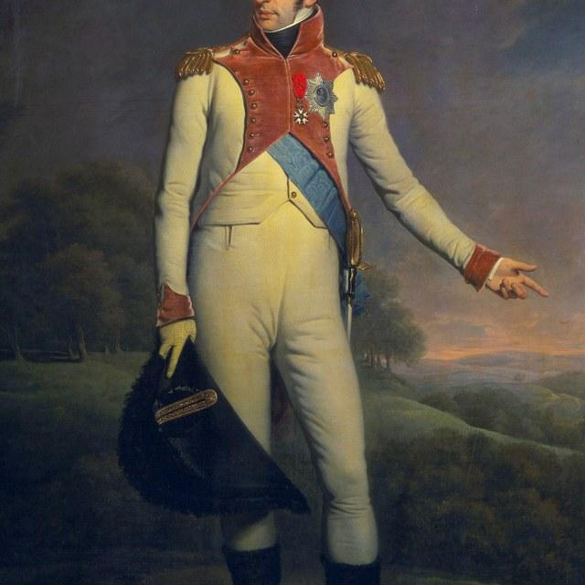 Lodewijk Napoleon in Teylers Museum