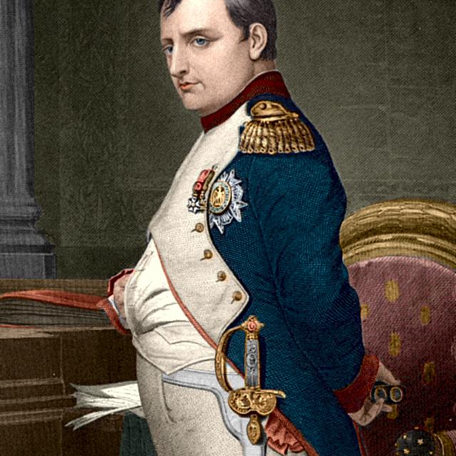 Napoleon en Martinus van Marum