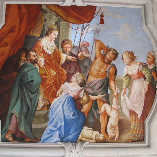 Salomo's oordeel