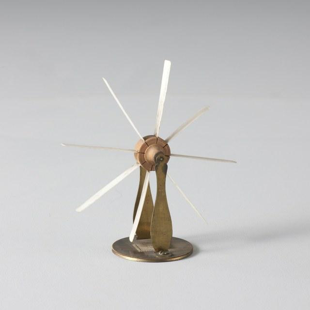 Windmolentje, naar Bernard Francois Pasteur